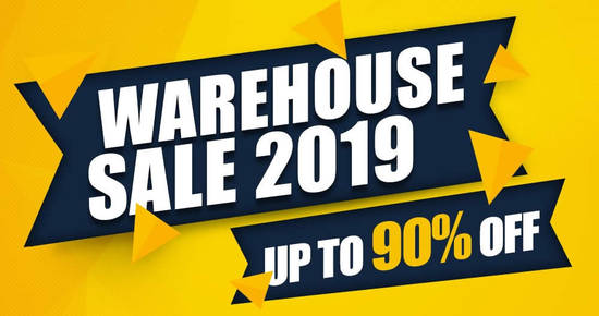 Featured image for Sonicgear, Alcatroz, Armaggeddon and more up to 90% off warehouse sale from 27 - 30 June 2019