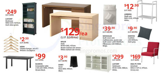 Featured image for IKEA sale coming your way with up to 50% off all items! From 18 - 20 July 2019