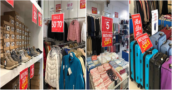Featured image for Experience never-before-seen, up to 80% OFF sale on winter apparel, shoes, accessories and luggage at Winter Time's moving out sale till 31 Aug 2019