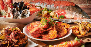 1-for-1 Seafood Buffet Dinner till 29 August 2019 at J65, Hotel Jen Tanglin by Shangri-La
