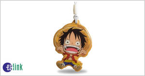 EZ-Link releases the first ever die-cut One Piece EZ-Charm from 22 August 2019
