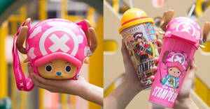 Featured image for GV-exclusive One Piece Chopper Buckets and Luffy & Chopper Cups will be available from 31 August 2019