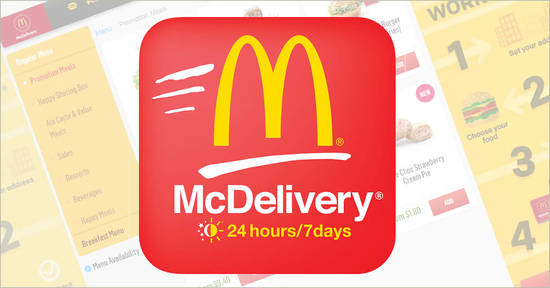 Featured image for Use these McDelivery coupon codes for free McNuggets, Hot Fudge Sundae & more till 31 October 2019