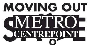 Metro Centrepoint Moving Out Sale Up to 90% Off from 28 August 2019