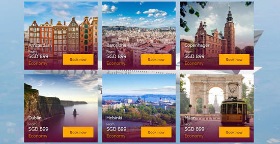 Featured image for Qatar Airways is offering fares to Europe starting from $899 for travel from 1 Sep 2019 - 20 May 2020. Book by 6 August 2019