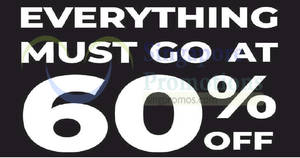Featured image for TianPo Jewellery Everything Must Go 60% Off Moving Out Sale at Centrepoint outlet from 30 August 2019