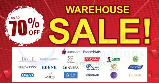 Featured image for HST Medical Warehouse Sale from 1 to 4 Oct 2019