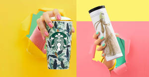 New Starbucks® x Rachel Zoe collection to be available at selected outlets from 24th Sept 2019