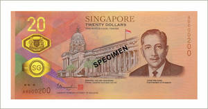 Online application for exchange of Singapore Bicentennial $20 Commemorative Note open till 13 Oct 2019