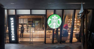 Featured image for Starbucks S'pore: S$2 off any handcrafted beverage with min. spend of S$5 with HSBC cards till 7 Nov 2021