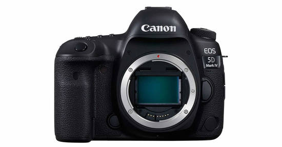 Featured image for 44% off Canon EOS 5D MARK IV Body Digital Camera with Singapore Warranty from 14 October 2019