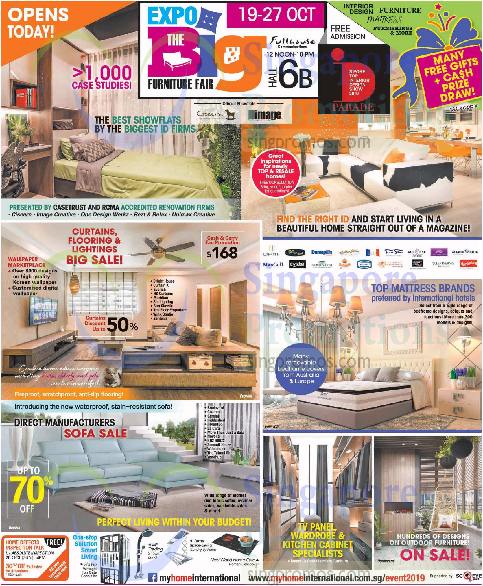EXPO Big Furniture 19 Oct 2019