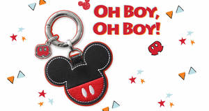 EZ-Link releases new Disney's Mickey Mouse EZ-Charm from 18 October 2019