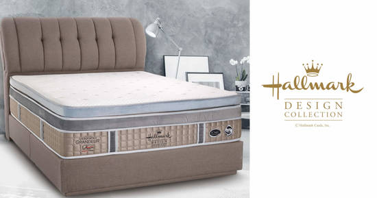Featured image for Hallmark Mattress Online Limited Time Offer from 21 - 24 Oct 2019