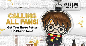 EZ-Link releases new Harry Potter EZ-Charm at all Cheers outlets from 14 October 2019