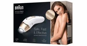 Featured image for 24hr Deal: 56% off Braun IPL Silk Expert Pro 5 PL5014 for Women and Men till 23 Nov 2019, 7am