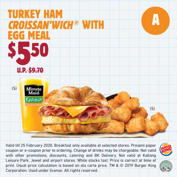 It is a graphic of Divine Burger King Coupons Printable 2020