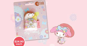 Featured image for EZ-Link releases new My Melody Omamori EZ-Charm from 5 November 2019
