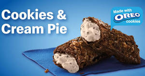 McDonald's Malaysia now offers Cookies & Cream Pie, Nestum Desserts & more (From 11 Nov)