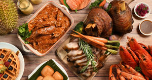1-for-1 Festive Buffet till 30 December 2019 at J65, Hotel Jen Tanglin by Shangri-La