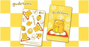 EZ-Link releases two new Gudetama ez-link cards from 10 December 2019