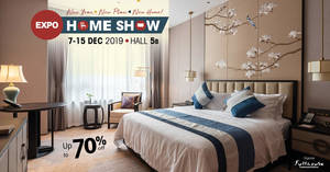 Featured image for My Home International Expo Home Show from 7 – 15 Dec 2019