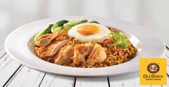 Featured image for OLDTOWN White Coffee: 1-for-1 selected main course items with DBS/POSB cards on weekdays till 29 May 2020
