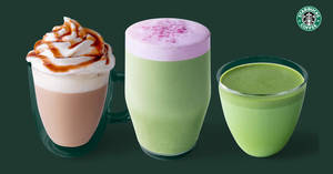 Featured image for Starbucks' Okinawa Brown Sugar Latte to return along with new Japanese-inspired beverages from 3 January 2020