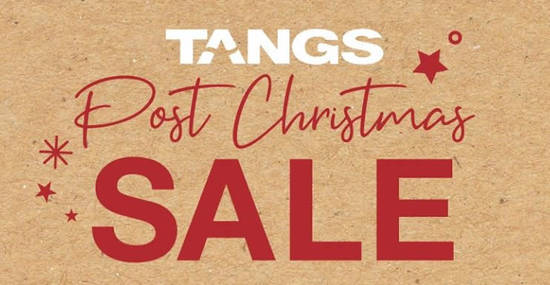 Featured image for TANGS Post Christmas Sale from 26 December 2020