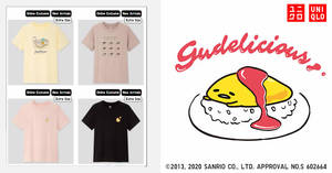 Uniqlo launches new Gudetama UT T-Shirts collection from 16 December 2019