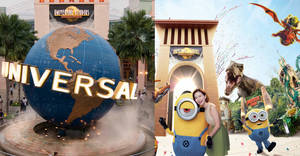 Celebrate the holidays at Universal Studios Singapore with Despicable Me Minions, Sesame Street and Madagascar till 1 January 2020
