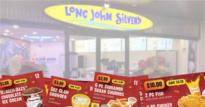 Featured image for Long John Silver's releases new discount coupon deals valid from 8 Jan – 18 Feb 2020