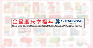 Sheng Siong ONE-day deals on 18 Jan: Ferrero Rocher T24 @ $7.25 (U.P. $16.45), Coca-Cola Carton @ 50% off & More