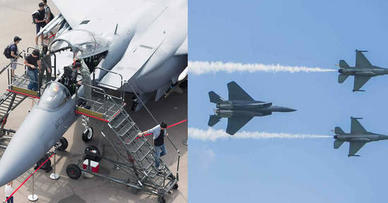 Featured image for Singapore Airshow 2020 Has Aerobatic Flying Displays, Meet-the-Pilot Sessions & Static Aircraft Displays (15 - 16 Feb)