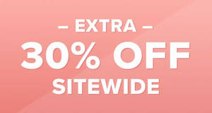 Crocs: 30% OFF sitewide sale till 20 February 2020