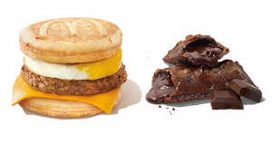 McGriddles® and Chocolate Pie are returning from Monday, 17 February 2020