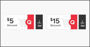 Qoo10: Grab free $5 and $15 cart coupons till 23 February 2020