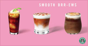 Starbucks launching new Macchiato and Cold Brew beverages from 17 February 2020