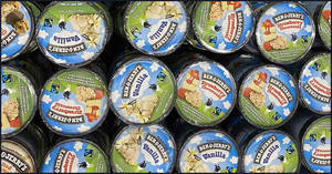 NTUC Fairprice is selling Ben & Jerry's ice cream pints at 2-for-$19.90 (U.P. $27.80) till 19 August 2020