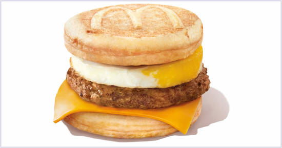 Featured image for McDonald's S'pore brings back the McGriddles burger for breakfast from 15 July 2021