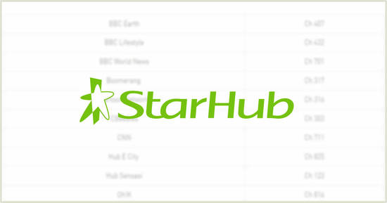 Featured image for StarHub is giving a Free Preview for all StarHub TV customers from Fri, 7 Aug, 12pm to Fri, 21 Aug, 12pm