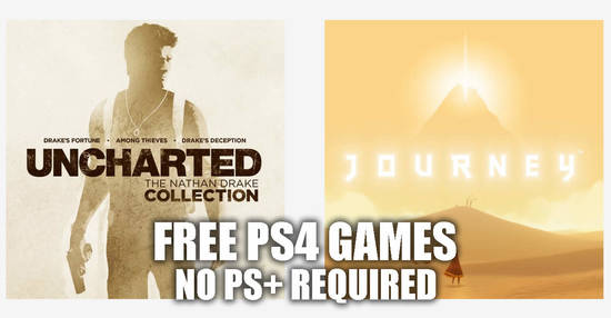 Featured image for PlayStation 4 (PS4) owners get two free games from Sony on the house (No PS+ required)