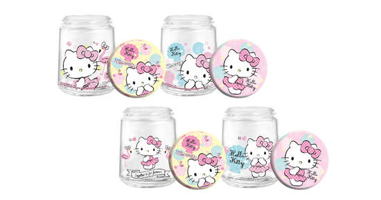 Featured image for Darlie: Free Hello Kitty Glass Jars with purchase of Darlie Double Action Toothpaste (From June 2020)