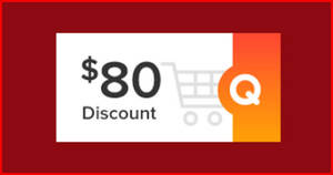 Qoo10: Grab free $80 cart coupons (usable with min spend $800) valid till 30 May 2020