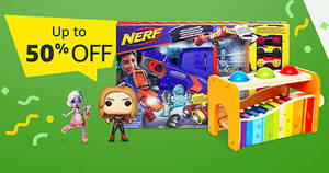 Amazon Singapore Launches its First Great Toys Sale on Amazon.sg till 24 July 2020