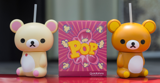 Featured image for Golden Village: Get these adorable Rilakkuma and Korilakkuma tumblers with every combo purchase (From 16 July 2020)