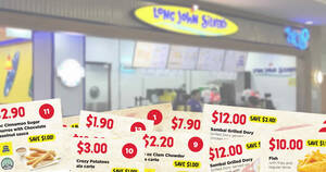 Long John Silver's releases new discount coupon deals valid from 29 July – 22 September 2020