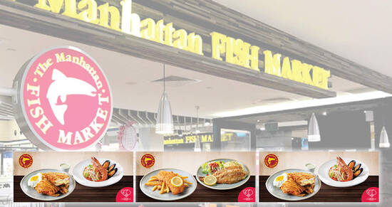 Featured image for Enjoy special deals at The Manhattan FISH MARKET with these NDP coupon deals valid till 30 September 2020