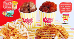 Featured image for Shake Shake in a Tub has a $15.50 (U.P. $25.70) National Day combo from 1 – 15 August 2020