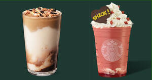 Starbucks celebrates the human spirit with the Undefeated Collection and the all-new SHIOK-Ah-Ccino (From 15 July 2020)